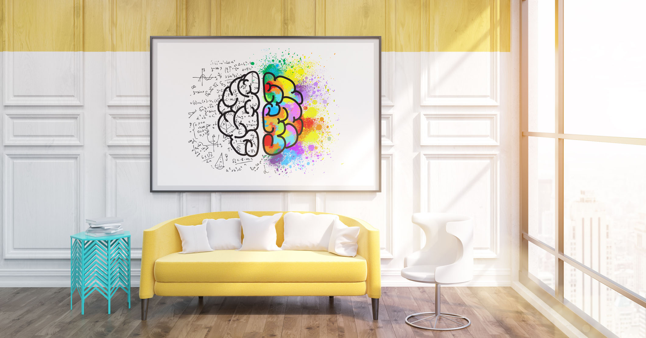 Can Office Artwork Boost Your Productivity?